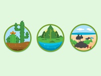 Non-profit web icons Pt.2