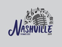 Nashville Incentive Trip Logo