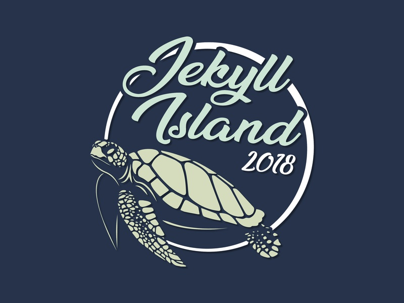 Jekyll Island Incentive Trip Logo adobe illustrator illustrator logo design logo graphic design graphic designer designer design graphic