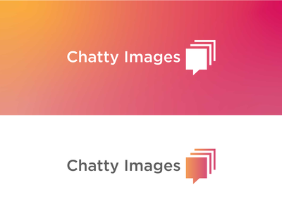 Chatty Image Logo Design