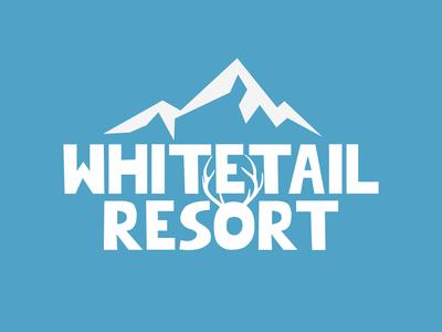 WhiteTail Resort Logo