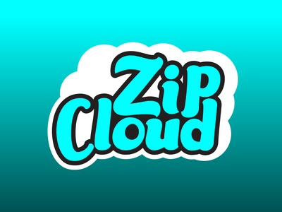 Zip Cloud Logo