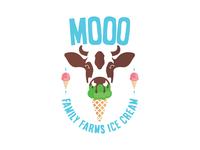 MOOO ice cream