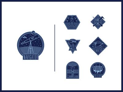 BlueKC Iconography