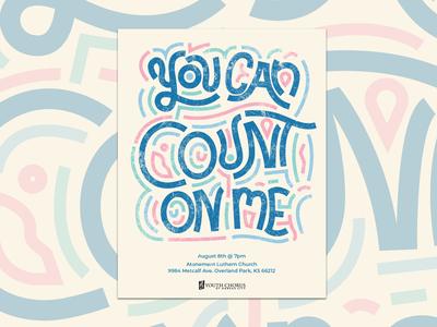 YCKC Summer Concert Poster