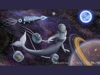 Mermaid on Spaceswim