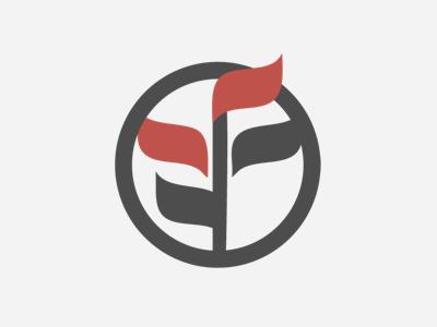 Grinnell AppDev Logo pioneers laurel leaf grinnell appdev appdev grinnell logo