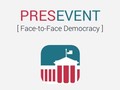 Presevent Logo politics election 2016 election2016 logo democracy presevent