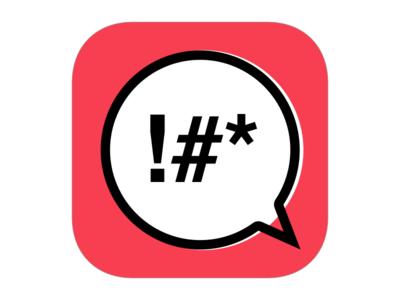 Rant & Chant ios ui design chant protest rant logo app