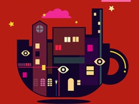 Animated Icon - Dr. Insomnia's Coffee