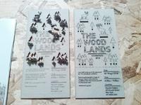 Lasercut invitation design