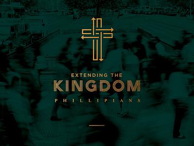 Kingdom Series - Part 3 crown kingdom king church