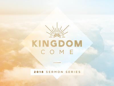 Kingdom Series Cover crown kingdom king church