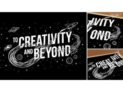 To Creativity and Beyond