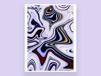 Acrylic Vibes (Digital) easy dribble invite acrylics acrylic painting abstract art app uiux vector illustration trending designer graphics acrylicpainting paint design ux ui acrylic paint acrylic
