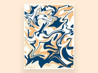 Fun Vibe painting paint acrylic paint uidesign uiux trending template social media ui mobile ui minimal landing graphics easy brand animation