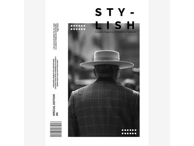 Stylish Magazine Cover By @yadnexsh.