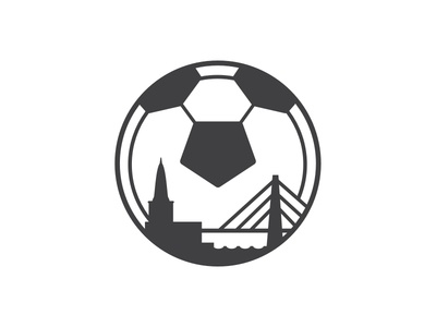 Holy City Football Club Textless south carolina usl sports soccer logo futball football crest charleston brand
