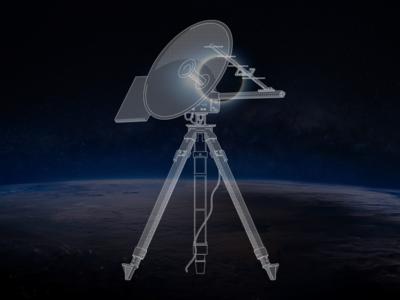 Stream Eclipse Groundstation ux ui sun space nasa moon illustration eclipse earth animation