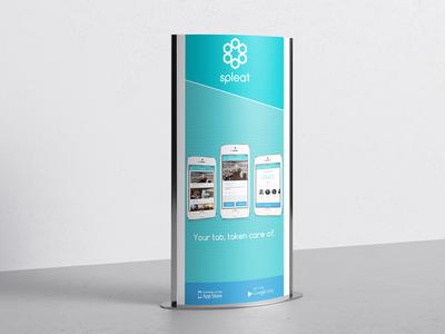 Spleat Standee Design
