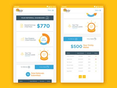 App Design - Trinity Solar