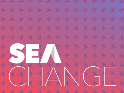 Sea Change currents wind editorial illustration editorial seo