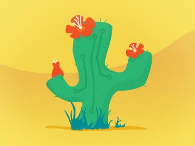 Circuit Cactus