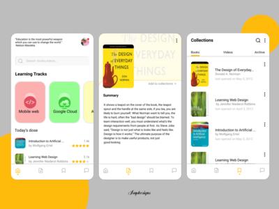 Education  ui app 1
