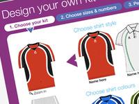 Kit designer