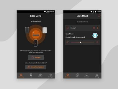Libre Mavid - Music Player App