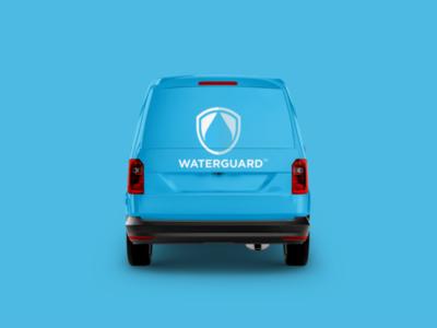 WATERGUARD® VEHICLE BRANDING