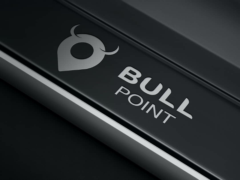 Bull point® inspiration art inspirationart brand branding icon new mockup ideas illustrator graphic dribbble dribbblers graphics design logo creative