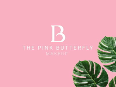 Pink butterfly™ makeup