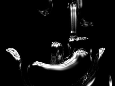Soft Metals 3D beauty tech soft sex noir trend nft gallery experience media digital art cryptoart 3danimation 3dart 3d cinema4d branding illustration identity