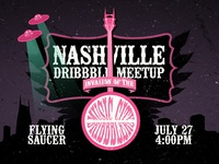 Invasion of the Music City Dribbblers
