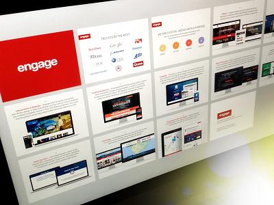 Engage Slide Deck V2 deck slide engage branding powerpoint keynote presentation slides