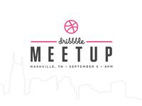 Dribbble Meetup Nashville