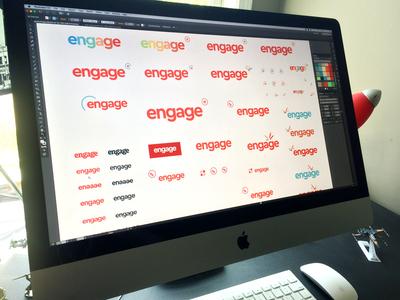 Engage Logo Exploration