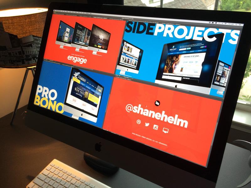 Slides for Design Recharge interview interview presentation slides design recharge