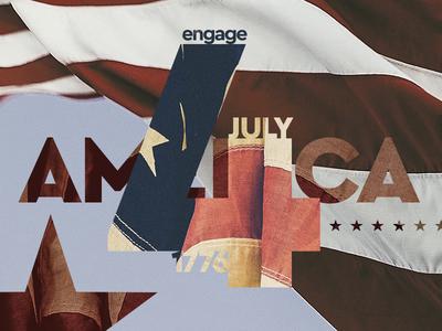 Happy 4th! stripes stars flag 4 july fourth america