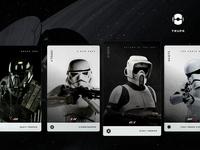 TRUPR cards