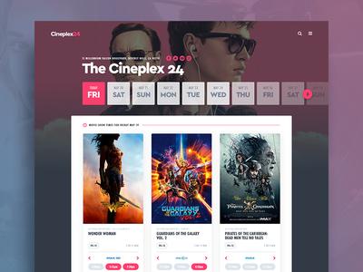 Movie Tickets (desktop)