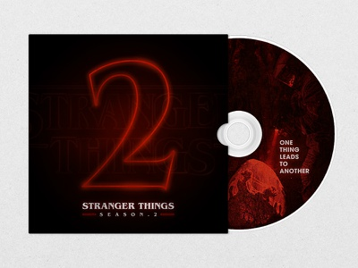 #StrangerThings Season 2 Mix Cover tribute eighties 80s post blog video motion playlist mix stranger things