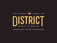 District Beans & Brews