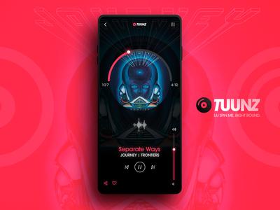 TUUNZ Music Player