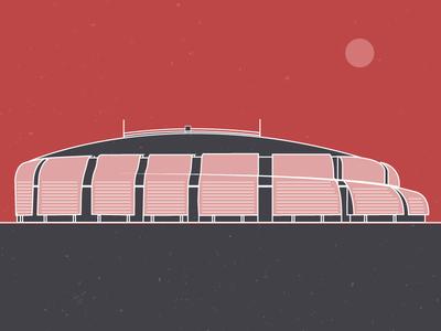 Cardinal Stadium, Phoenix Arizona