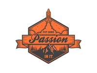 Put some PASSION in it!