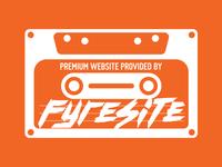 Fyresite Cassette Tape
