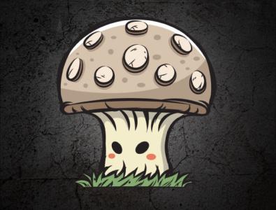 Big Head Mushroom Sprites for Game Developers mushroom character mobile games animation illustration gamedev sidescroller sprite sheet game character game asset