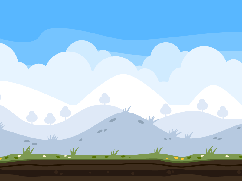 Game assets game background for sidescroller game by - 2d nature wallpapers ...